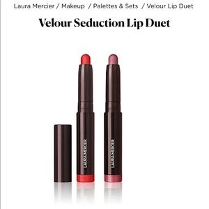 Laura Mercier lip duo